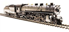 Broadway HO 2-8-2 Mikado w/DCC &Paragon3,Undec/Switch Pilot
