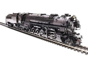 Broadway HO Hybrid 4-12-2 w/DCC & Paragon 3, UP #9062