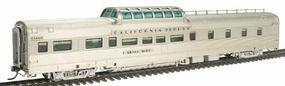 Broadway Vista Dome Dorm-Buffet-Lounge Denver and Rio Grande HO Scale Model Train Passenger Car #516