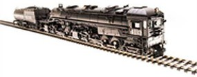 Broadway Ho SP 4-8-8-2 CAB FORWARD 4110