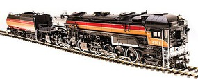 Broadway Class AC4 4-8-8-2 Cab Forward - Sound and DCC - Paragon3 Southern Pacific 4101 (Fantasy Daylight, black, silver, orange, red)