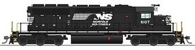 Broadway HO SD40-2 w/DCC & Paragon 3, NS #6159