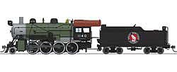Broadway Limited Imports 2-8-0 Consol GN #1148