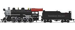 Broadway Limited Imports Ho 2-8-0 Consolid P3 NP #1254
