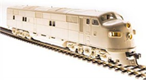 Broadway HO E7A w/DCC & Paragon 3, Undecorated