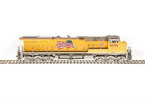 Broadway GE ES44AC w/Snd UP 8098