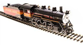 Broadway HO 2-8-0 Consolidation w/DCC & Paragon 3, SP #2708