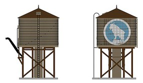 Broadway Water Tower w/Snd GN - O-Scale