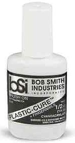 Bob-Smith Plastic-Cure 1/3 oz