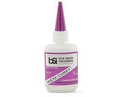 Bob-Smith Insta-Cure+ Gap Filling CA Glue 1oz