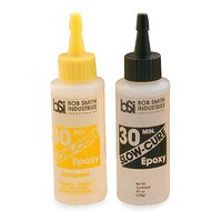 Bob-Smith Slo-Cure 30min Epoxy 4.5oz