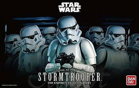 Bandai-Star-Wars Stormtrooper 1-12