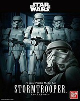 Bandai-Star-Wars Stormtrooper Star Wars 1-6