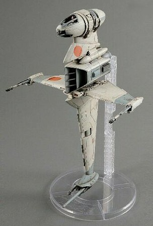 Bandai-Star-Wars B-Wing Starfighter 1-72