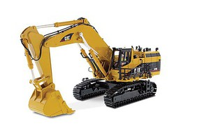 B2B-Replicas Cat 5110B Excavator - 1/50 Scale