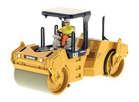 B2B-Replicas Cat CB-534D XW Compactor - 1/50 Scale
