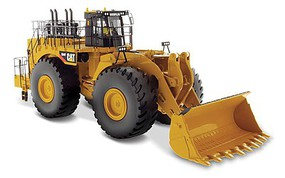 B2B-Replicas Cat 994F Wheel Loader - 1/50 Scale
