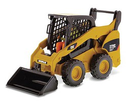 B2B-Replicas Cat 272C Skid Steer Loadr - 1/32 Scale