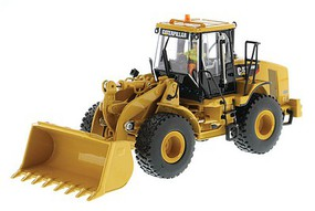 B2B-Replicas Cat 950H Wheel Loader - 1/50 Scale