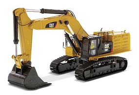 B2B-Replicas Cat 390F L Tracked Excvtr - 1/50 Scale