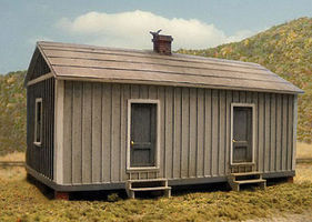 BTS C&O Quinn Sec Car House - O-Scale