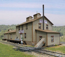 BTS Dodson Farms Creamery - HO-Scale
