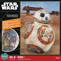 Buffalo-Games Star Wars Episode VII BB-8 1000pcs Jigsaw Puzzle 600-1000 Piece #10607