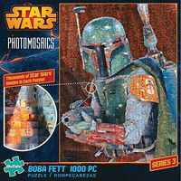 Buffalo-Games Photomosaic Star Wars Boba Fett 1000pcs Jigsaw Puzzle 600-1000 Piece #10613