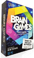 Buffalo-Games Brain Games