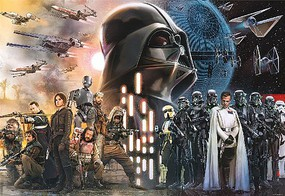 Buffalo-Games Star Wars- Rebellions Are Built On Hope Collage Puzzle (2000pc)
