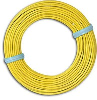 Busch Std Cable 10m yellow