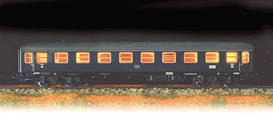 Busch Anti-Flickering Passenger Car Interior Light Bar Model Railroad Lighting Kit #1805
