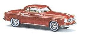 Busch 1958 Borgward Isabella Coupe Various Colors HO Scale Model Railroad Vehicle #43100