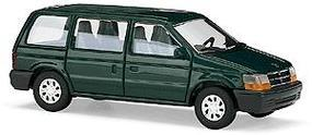 Busch 1990 Plymouth Voyager Minivan - Assembled Various Colors - HO-Scale