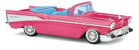 Busch Chevy Bel Air 57 pink