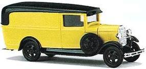 Busch 1931 Ford Model AA 1-Ton Panel Truck Various Colors HO Scale Model Railroad Vehicle #47700