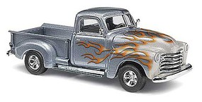 Busch 1950 Chevy Pickup Flames