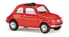 Busch 1965 Fiat 500 F Station Wagon w/Sunroof Various Colors HO Scale Model Railroad Vehicle #48700