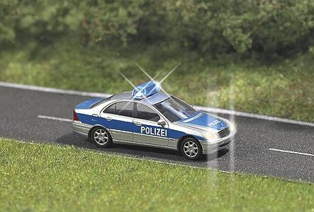 Busch 5615 Mercedes Polizei