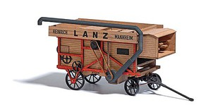 Busch Thresher Lanz 1911 - 1/43 Scale