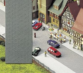 Busch Old Town Street HO Scale Model Railroad Road Accessory #6031