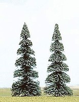 Busch Fir Tree 75mm 2/ (2)
