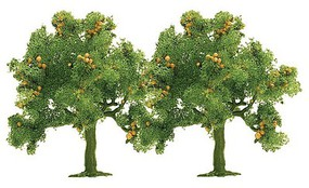 Busch Apple trees 45mm 2/ (2)