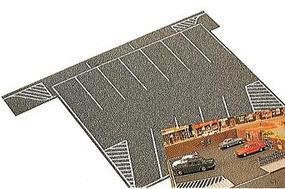 Busch Flexible Parking Lot 8 x 6-1/2'' HO Scale Model Railroad Road Accessory #7076