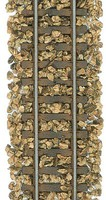 Busch Cork Gravel 200ml - HO-Scale