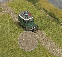 Park Path/Beach Gravel - 9oz 300ml HO Scale Model Railroad Road Accessory #7526