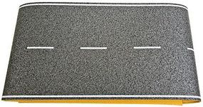 Busch Flexible Paved Highway Self Adhesive (39 100cm) HO Scale Model Railroad Road Accessory #9750