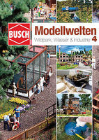 Busch Modelling Tips Book 4 G-Scale Model Railroading Book #999814