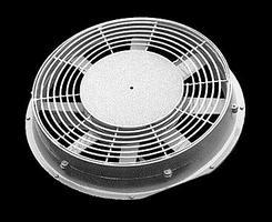 Cannon HO Thinwall Radiator Fan 48'' Cap Top for Late GP/SD28, GP/SD35, GP/SD38, GP/SD40 (3)