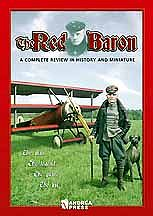 Casemate books The Red Baron - A Complete Review in History & Miniature -- Military History Book -- #131